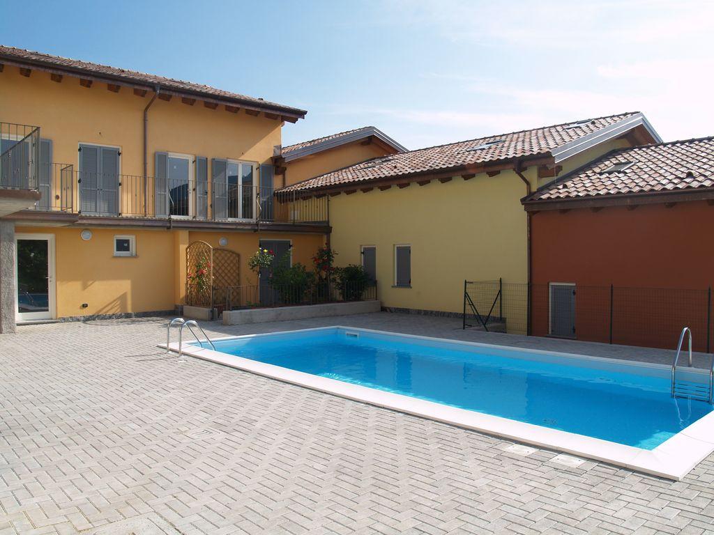 Terrazzo fronte hotel con piscina bild von hotel vittoria resort
