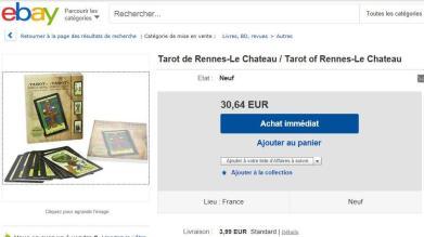 ebay tarot