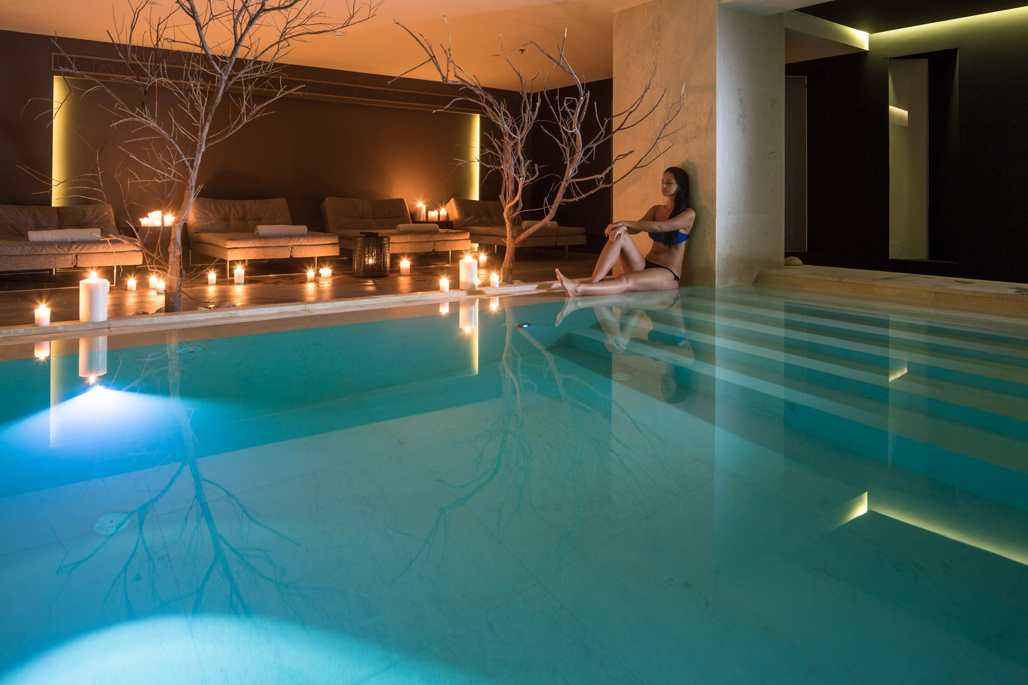 Divani Apollon Resort & Spa Amazing Photos From The Atmospheric Spas Of Trésor Hotels