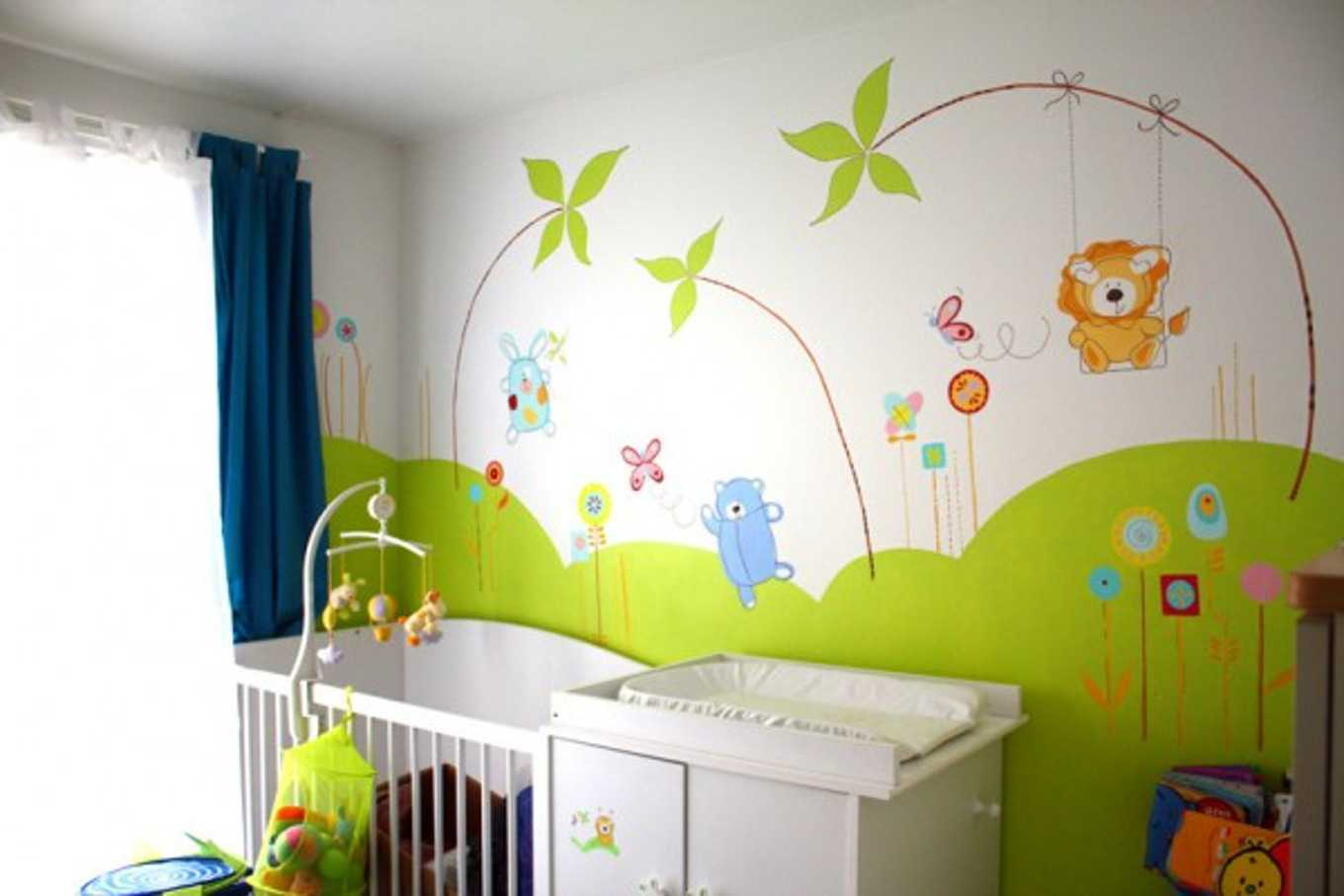Déco Jungle Chambre Bébé Chambre Jungle
