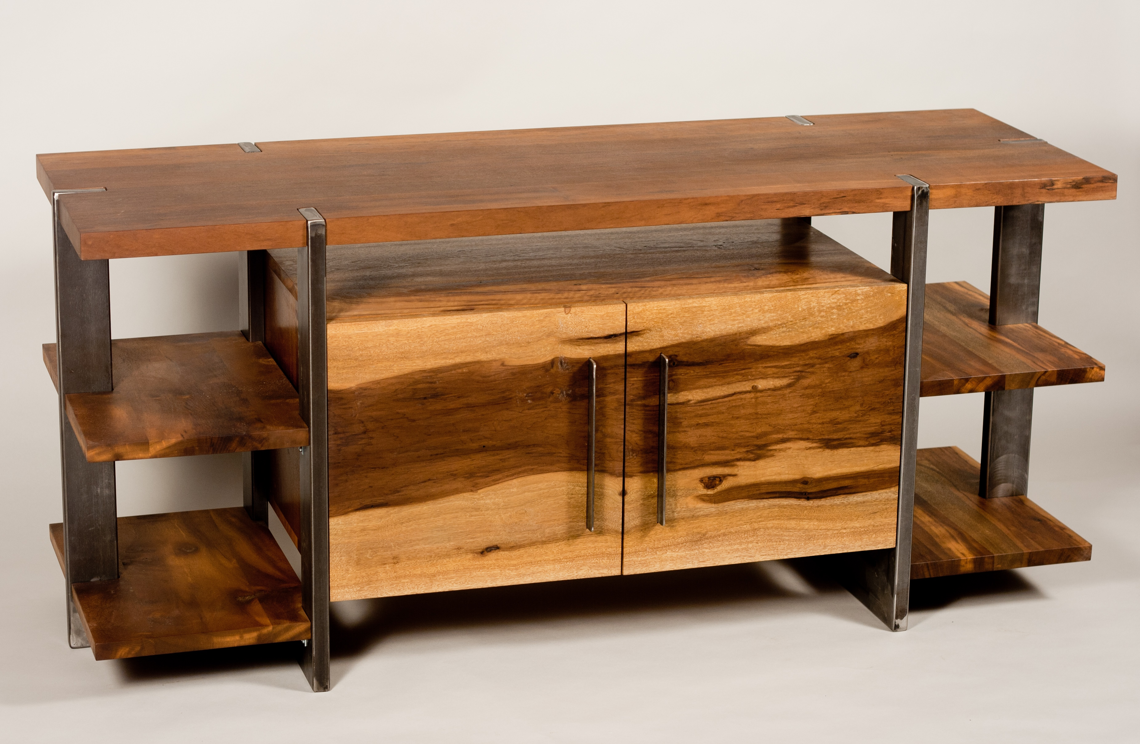 Wood Furniture Design Wood And Metal Living Room Suite Trevor Thurow Furniture