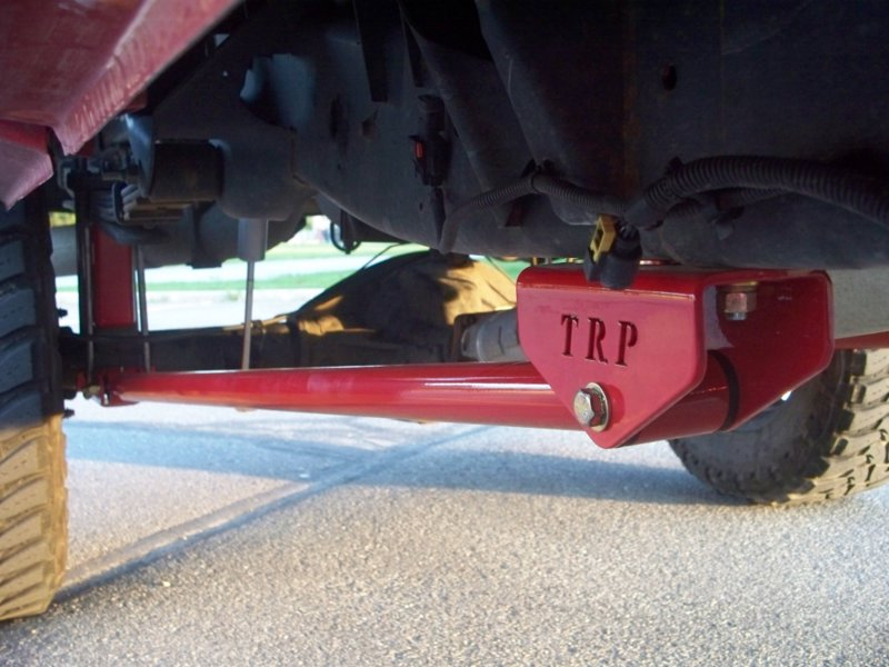 Suspension T Rex Technology Llc
