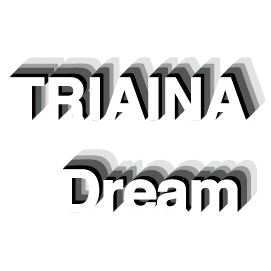 立体的なロゴ
