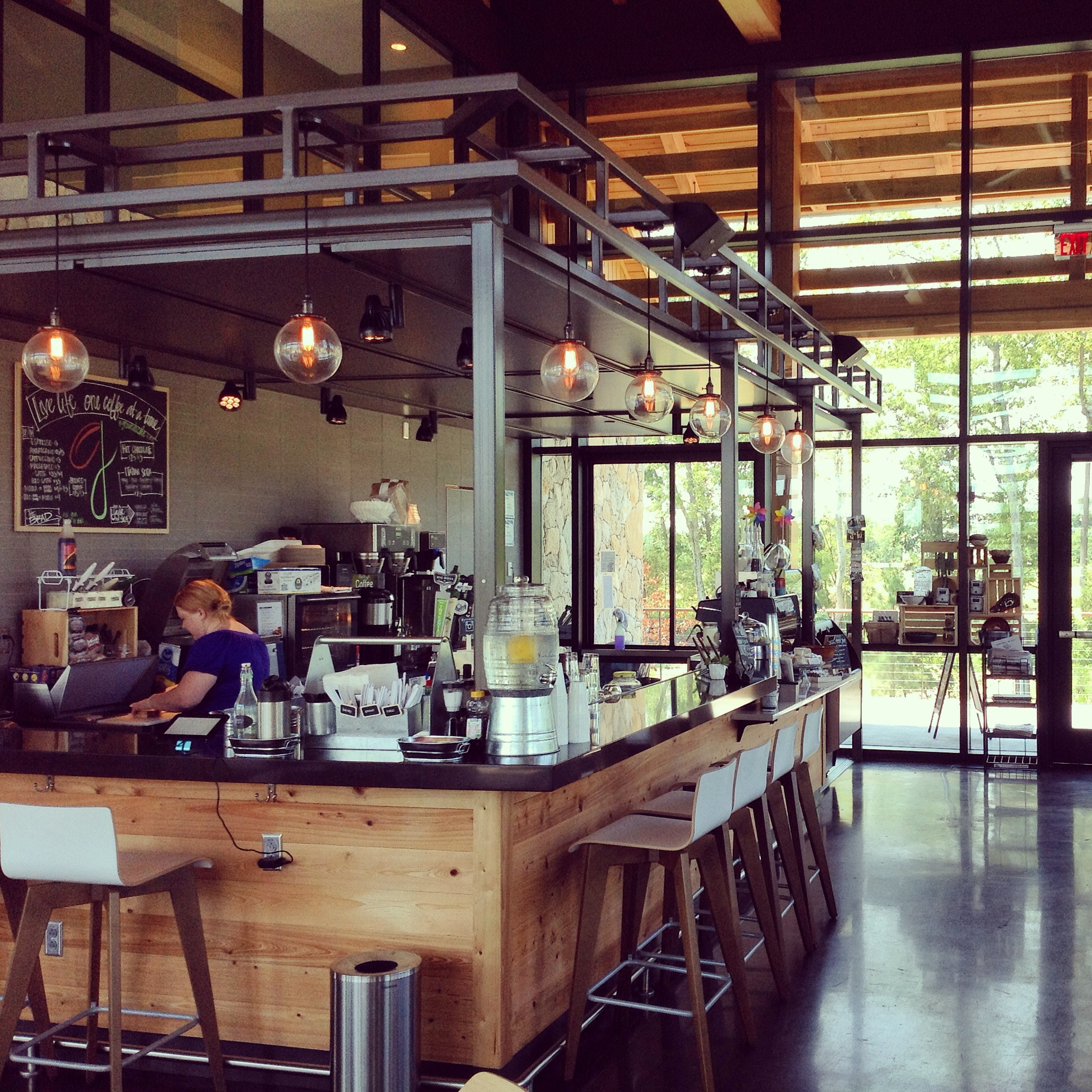 Farmhouse Coffee Shop Grounds Cafe Brings Coffee Craft Beer To Wendell The Triangle