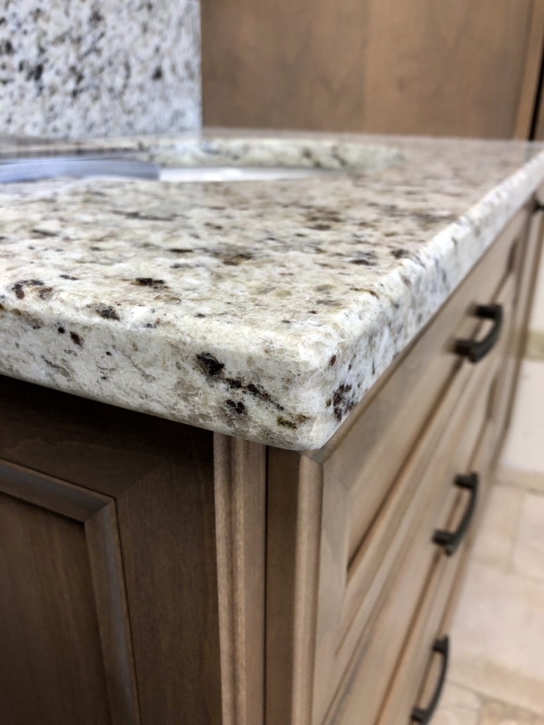 Edge Details Tribeca Marble Granite