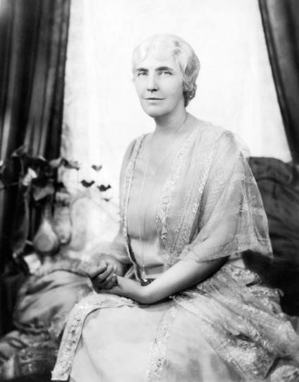 first-lady-lou-henry-hoover-1874-1944-everett