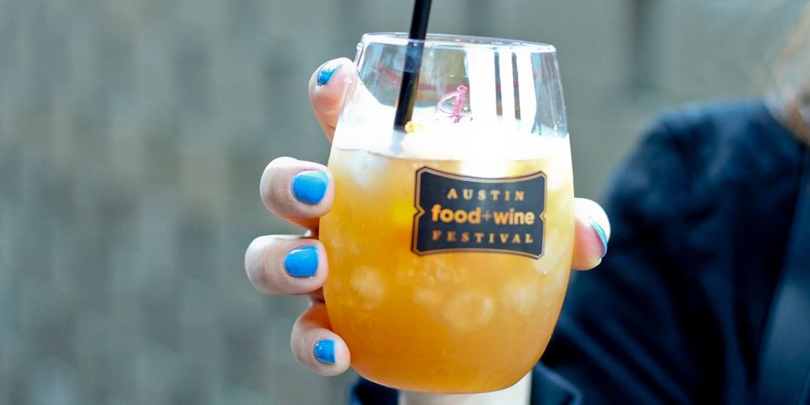 Austin wine food festival Tribeza