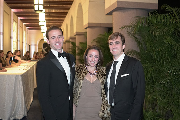 Seth Pierrepont, Consuelo & Russell Spitler