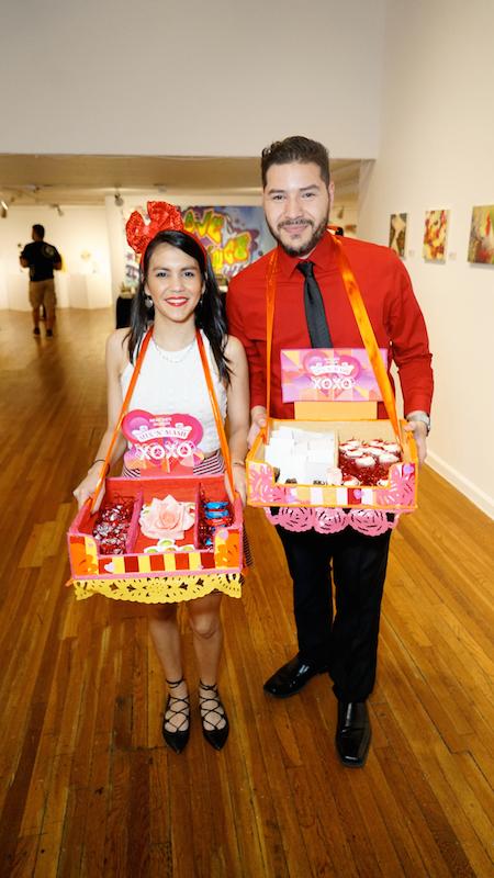 Paulina Dosal & Anthony Garza