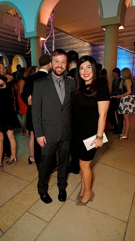 Chris Johnson & Laura Villigran
