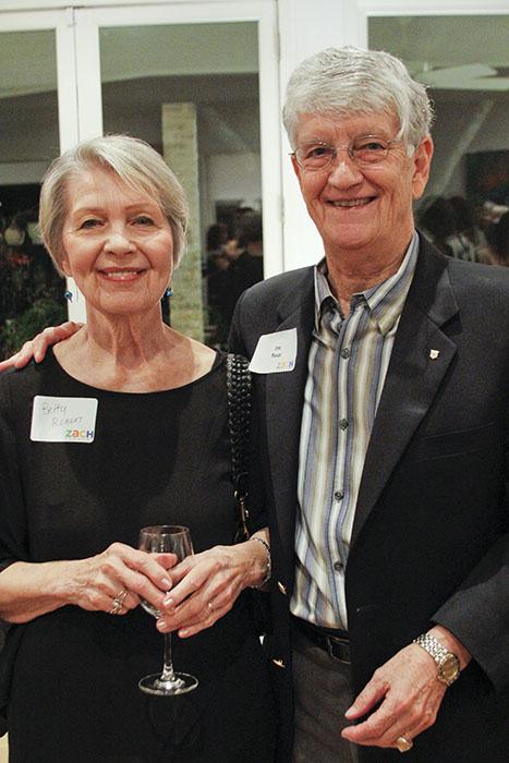 Betty Rogers & Jim Raup
