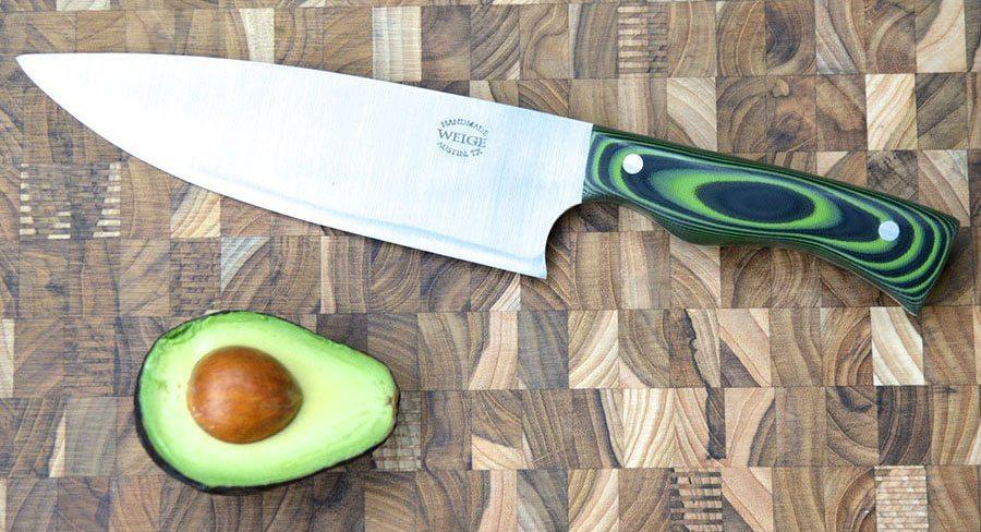Weige Knives - TRIBEZA