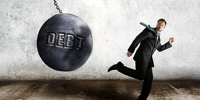 escape the debt