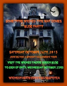 Something Wicked This Way Comes Graphic