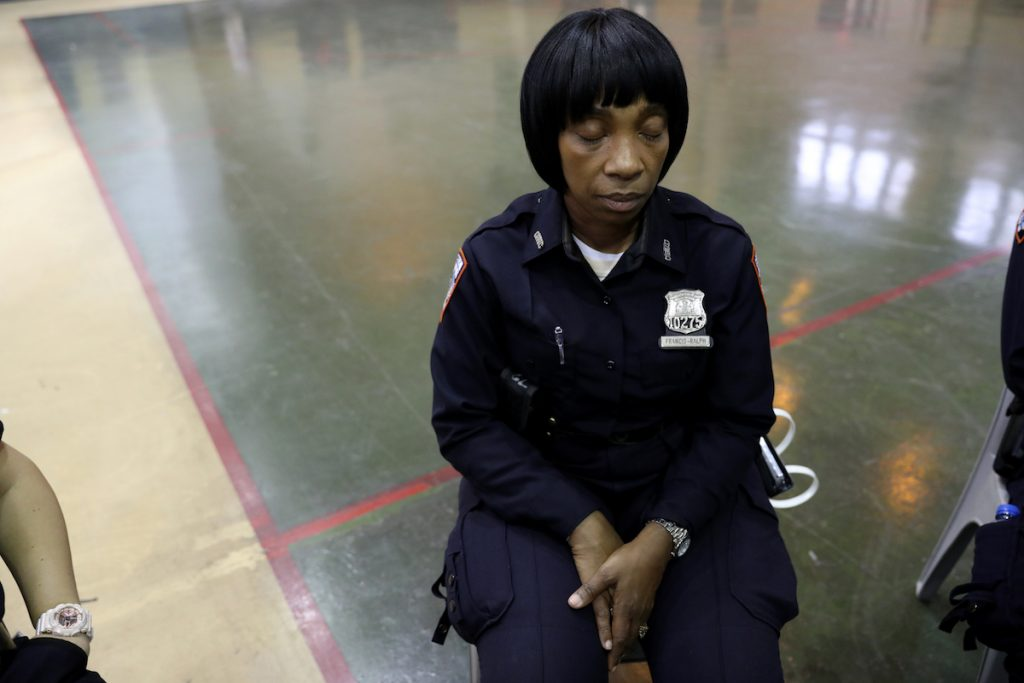 Meditating with Guards on Rikers Island NYC\u0027s Notorious Jail Complex