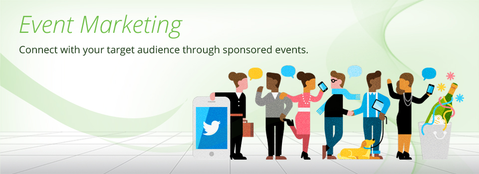 Event Marketing Tridence Social Media - Web Design and Mobile