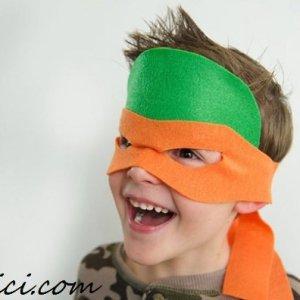 маска черепашки ниндзя (1)