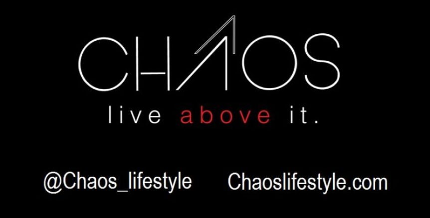 ChAosLogowithSocial - web site