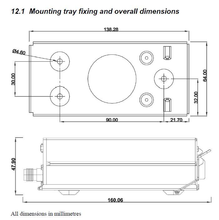 Compact Radio - Trig Avionics