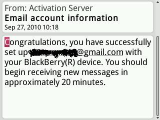 Harga Blackberry Di Samarinda Center For Platelet Research Studies Aktifasi Akun Email Blackberry Anda Sukses Seperti Gambar Di Atas