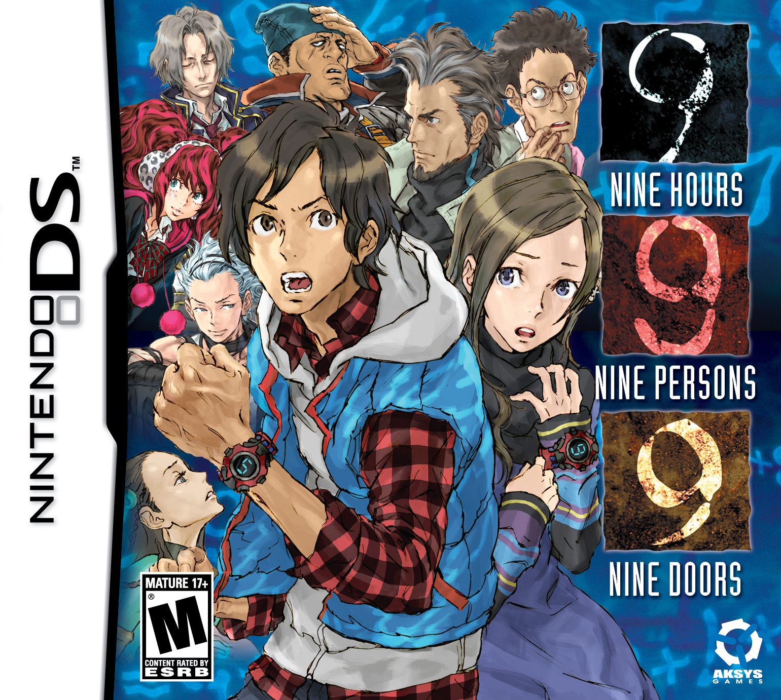 999 Games Spoiler Free Review Of 9 Hours 9 Persons 9 Doors The