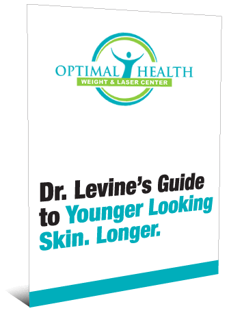 Dr. Levine's Guide to Younger Looking Skin. Longer.