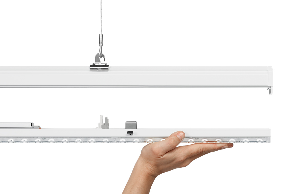 Projecteur Led Exterieur Trilux Solutions Performantes D'éclairage Industriel | Trilux