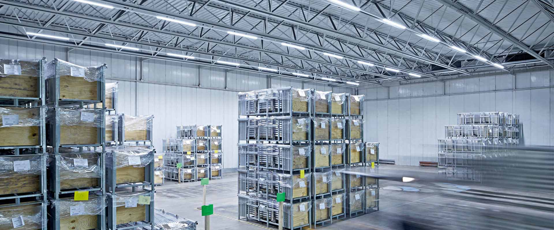 Industrie Led Led Warehouse Lighting Led Lighting By Trilux