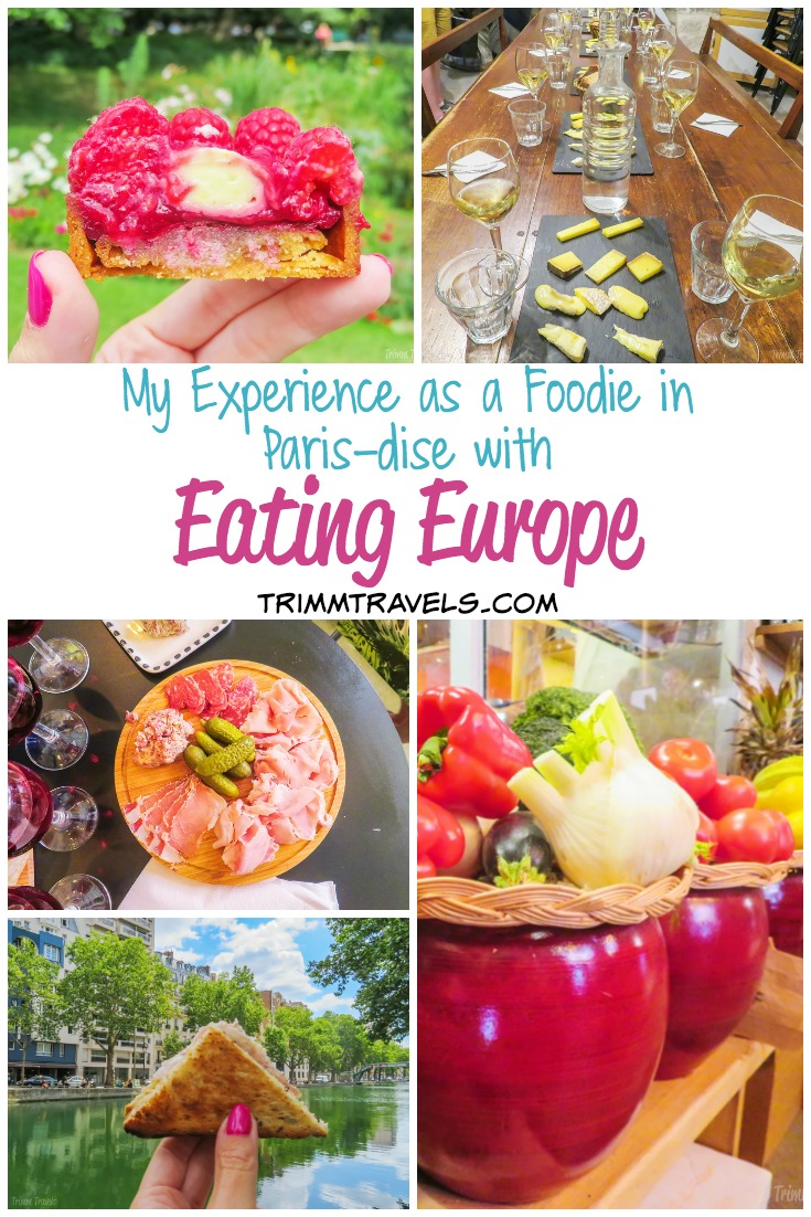 Crossover Küche Definition French Food Tours My Experience As A Foodie In Paris Dise With