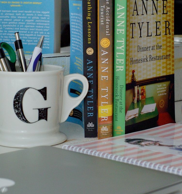 ENJOYING ONE OF MY ASPIRATIONS-WHILE GAINING NEW FRIENDS AND NEW INSIGHTS INTO ANNE TYLER