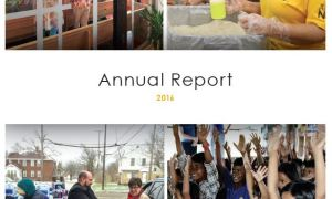 Trinity's 2016 Annual Report Available Online