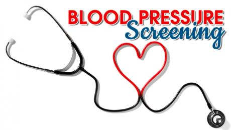 Blood Pressure Checks Available