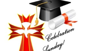 Join Us For Celebration Sunday – May 20th
