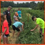 Planting Day at Wittel Farm in Elizabethtown