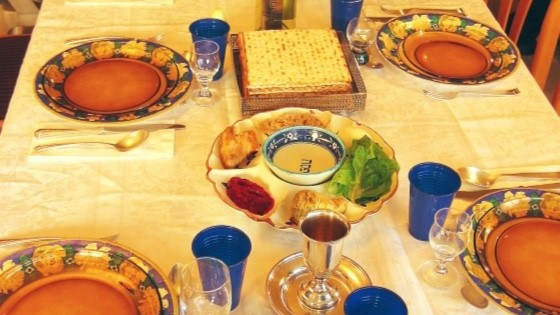 Holy Week Stations and Seder Meal at BOLD