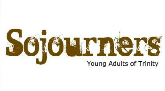 Sojourners Kick-Off!