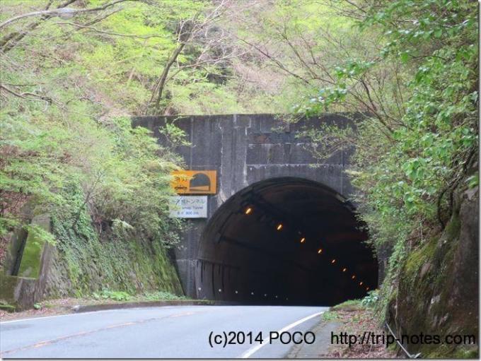 新天城トンネル