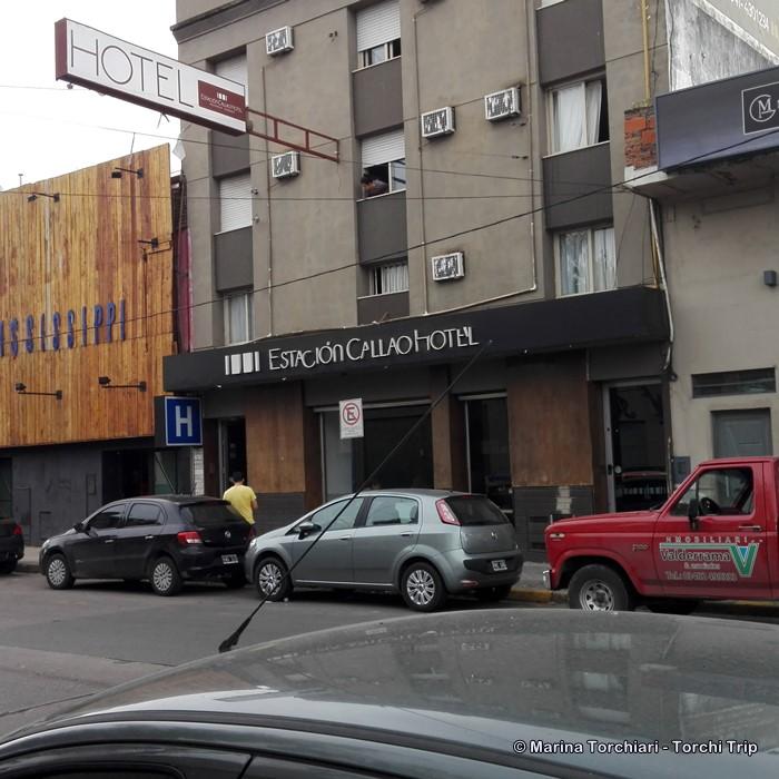 Hotel Estación Callao, Rosario – Argentina