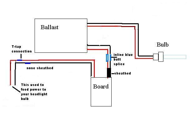 wiring diagram for universal relay