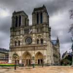 notre dame paris cathedral