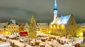 В Таллин из Москвы за 6 300 рублей с AirBaltic!