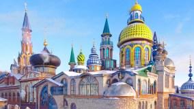 В Казань прямыми рейсами из Москвы за 3 600 рублей с NordWind!
