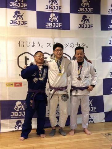 南日本柔術選手権2