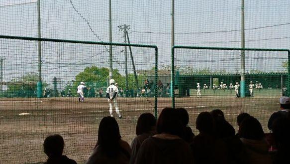 野球部トレーナー市長杯2
