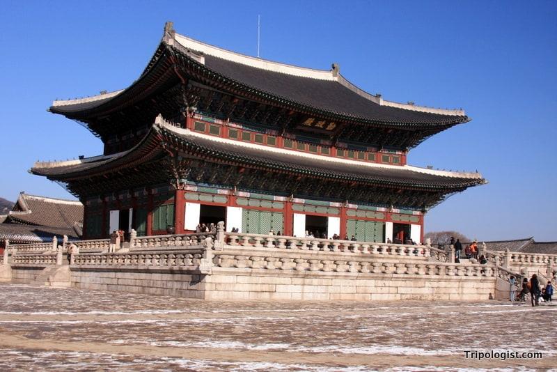 Fall Wallpaper Japan Gyeongbokgung Where Korean History Comes Alive Tripologist