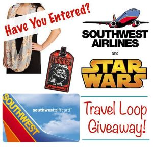 Southwest Airlines amp Star Wars Travel Giveaway! Go check outhellip