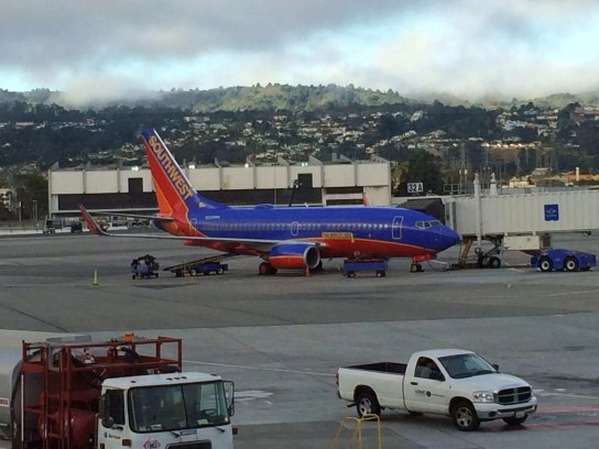 Southwest Airlines Involuntary Denied Boarding