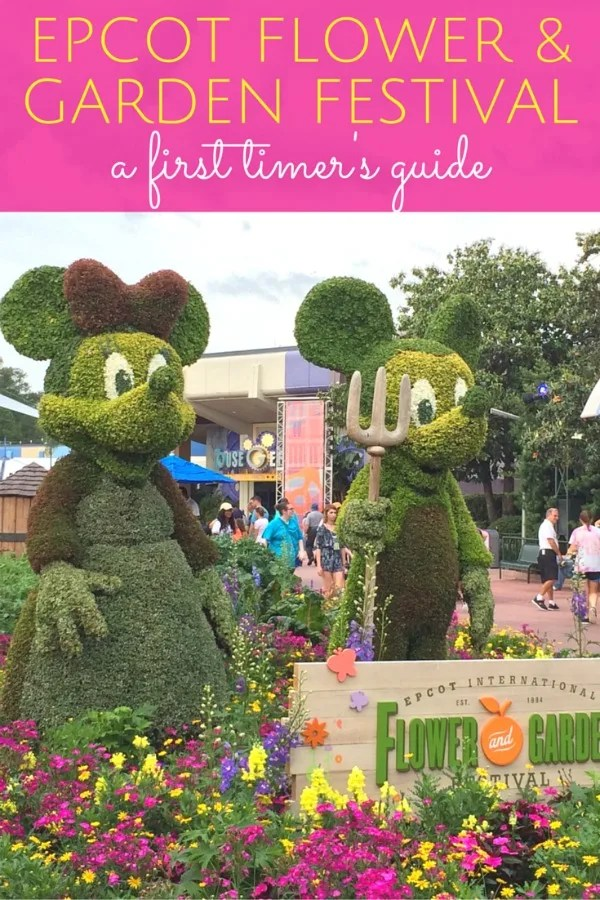 A First Timer 39 S Guide To Epcot 39 S International Flower