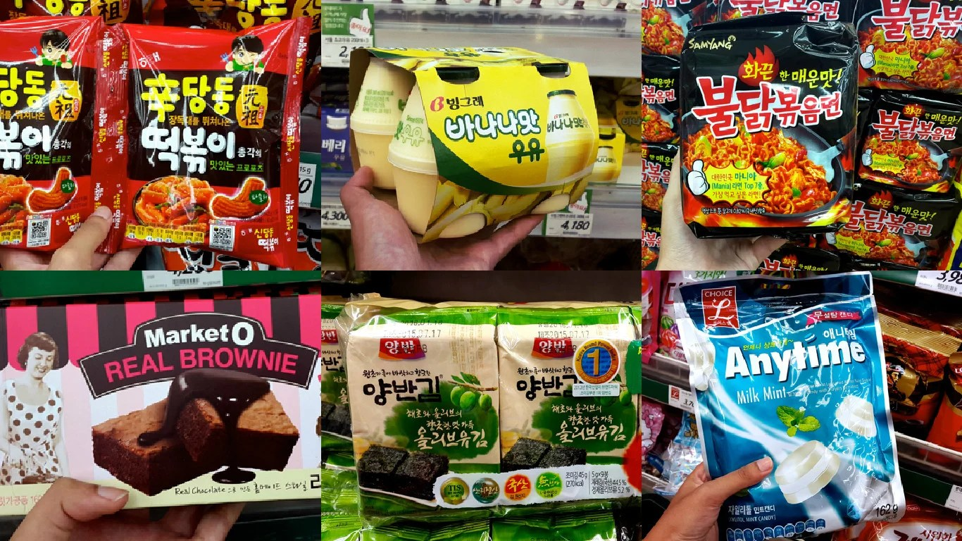 Buy Food 12 Must Buy Food Items From Koreas Lotte Mart