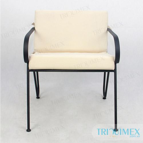 Wrought Iron Individual Sofa Triquimex